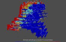 Beter zicht op verzilting van het Nederlandse grondwater dankzij nieuw rekenmodel