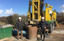 Dunea boort 200 meter diep, op zoek naar brak grondwater