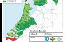 Bijdrage ondergrond aan robuuste zoetwatervoorziening. Kansen voor Nederland in beeld